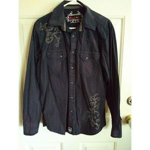 Rock 47 Mens Shirt